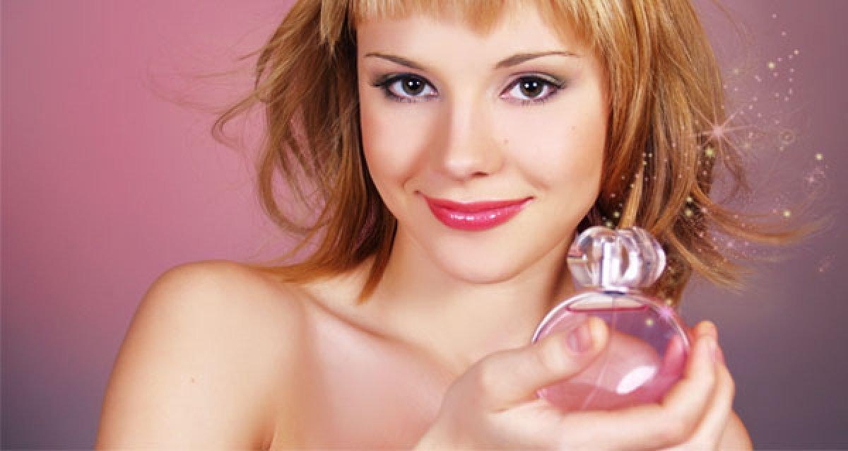 бесплатная парфюмерная вода