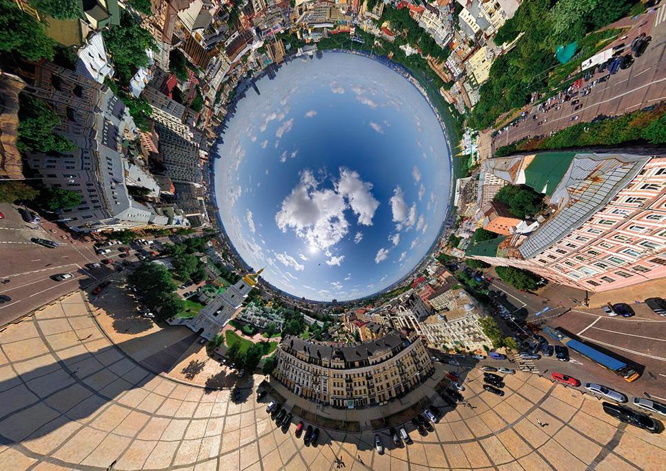 Панорамная фотография бесплатно