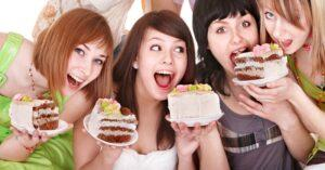 Пирожные бесплатно